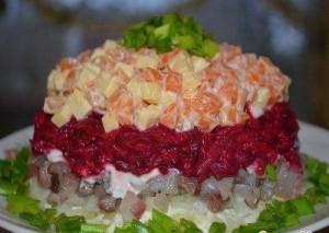 """салат """"Наваждение"""""""