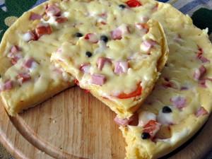 пицца - минутка