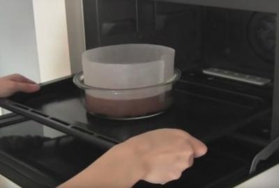 Чудо пирог шоколадный