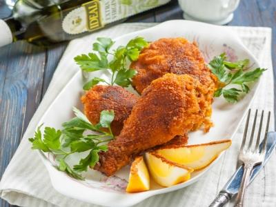 Цыпленок по-венски (Backhendl)