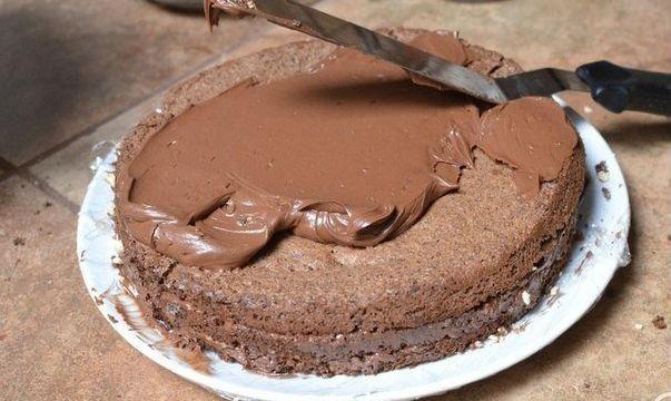 "Торт ""Ferrero rocher"""