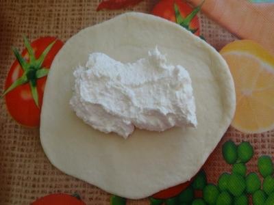 Пиде (PIDE) турецкие с творогом и сыром