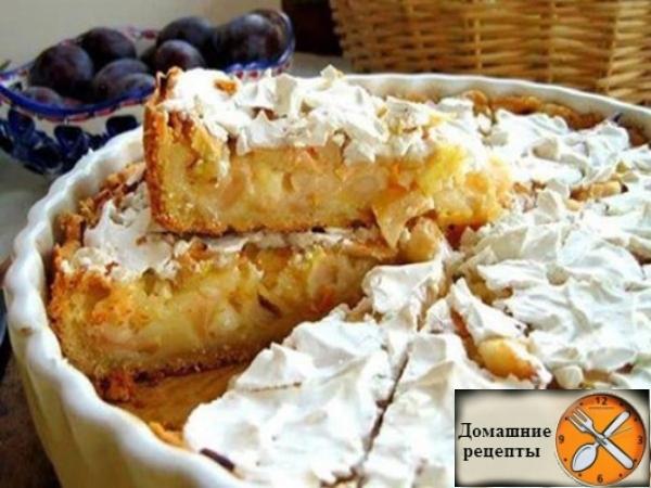 Цветаевский пирог-домашние рецепты