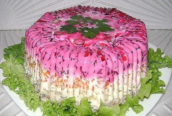 """Вкуснейший салат """"Волшебный"""""""