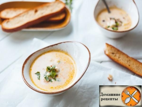 приготовление вкусных сырных супов рецепты