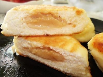 Сырники с вареной сгущенкой 5