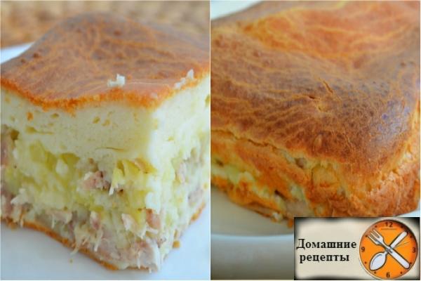 Невесткин пирог