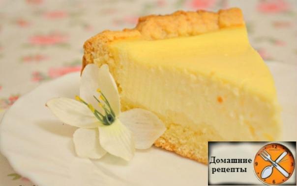 Банка сметаны, пара яиц и минимум усилий для самого вкусного пирога в мире!