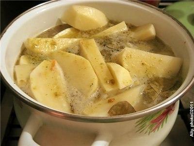 Тефтели с картошкой 4