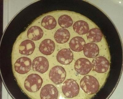 Супер-быстрая пицца 1