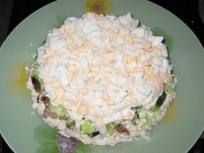 Очень вкусный салат 2