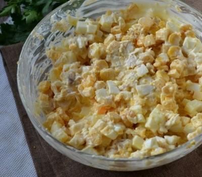 Самый сытный салат 5