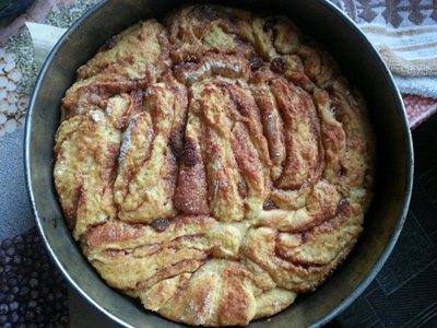 Отрывной тыквенный пирог 16