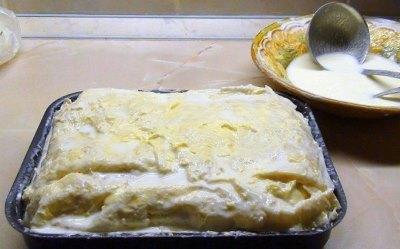 Ачма с сыром и творогом 7
