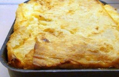Ачма с сыром и творогом 8