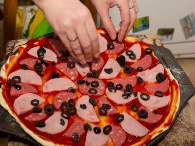 супер пицца 3