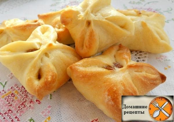 Постное слоеное тесто - пошаговый рецепт с фото на Повар.ру
