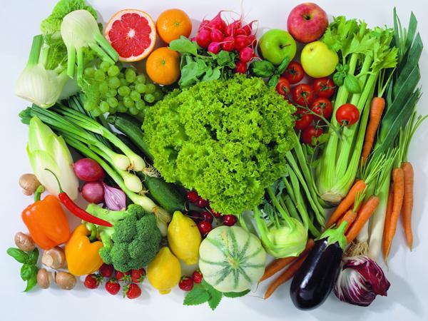 химия в овощах