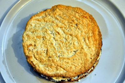 Итальянский ореховый торт 11