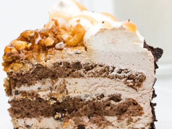 """Торт """"Праздник вкуса"""""""