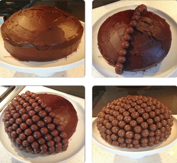 Торт Maltesers