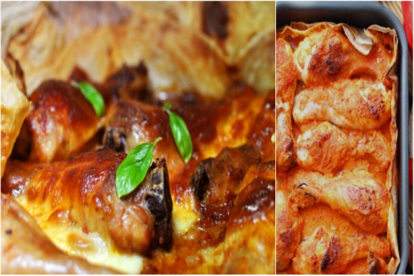 Рецепт курицы по-армянски