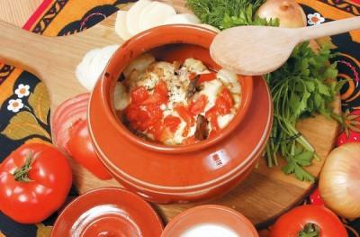 Блюда в горшочке — 9 отличных рецептов 1