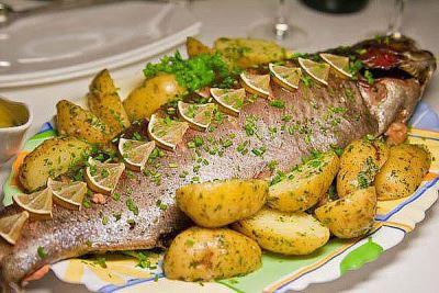 Рыба в духовке - 3 лучших рецепта и полезные советы 3