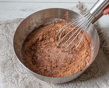 Шоколадно- медовый торт 7