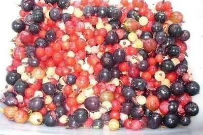 Кексы на кефире со смородиной «Чудо-ягода» 2