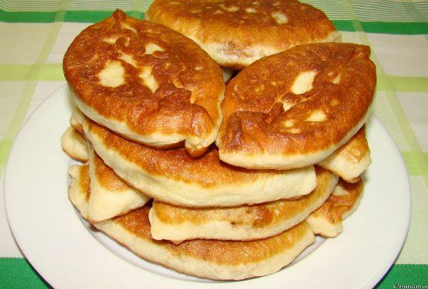 Более 10 рецептов домашних пирожков